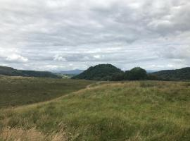 The West Highland Way Campsite, Blanefield