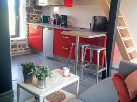 Cosy studio Le Marais, Montmartin-sur-Mer
