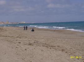 Trevligt rum nära medelhavets strand, La Manga del Mar Menor