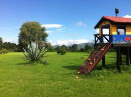 Cabañas La Desidia - Sierra Del Tigre, Unión de Guadalupe