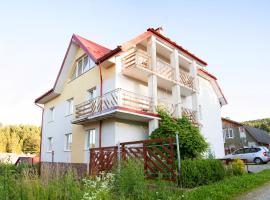 Hotel Uzlissya, Skhidnitsa