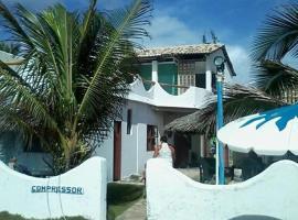 Pousada Kitesurf, Barra do Cunhau