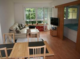 Apartment Storchennest, Jettingen-Scheppach