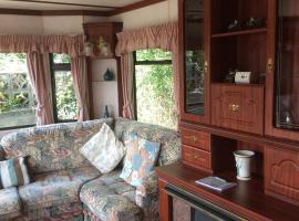 Chotta House Caravan, Pentraeth