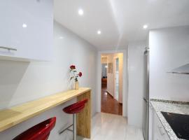 Sunny Valencia Apartment