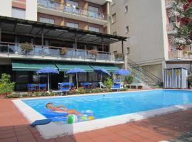 Hotel Admiral, Lavagna