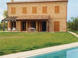 Five-Bedroom Holiday Home in Montemarciano (AN), Casa Albonetti
