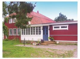 Holiday home Byvägen Ljungbyholm, Ljungbyholm