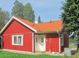 Holiday home Ljusevattnet Skepplanda, Hålan