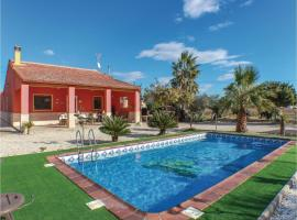 Studio Holiday Home in Elche, Elche