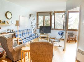 Apartamento Montana Park, Enveitg
