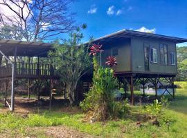 House of Honu (Turtles), Hawai'i, Keaau