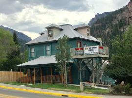 Ouray Hot Springs Condos, Upper Condo, Ouray