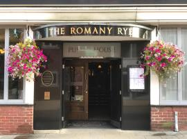 The Romany Rye Wetherspoon, East Dereham