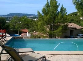 Le Baou, Toulon