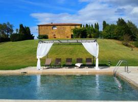 Villa Delle Regge, Torrita di Siena