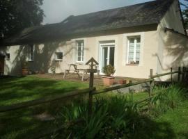 House La taniere, Bazouges-sur-le-Loir