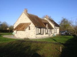 House La fresnaye sur chedouet - 4 pers, 85 m2, 3/2, La Fresnaye-sur-Chédouet