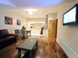 Carrick Plaza Apartments by the KeyCollection, Carrick on Shannon