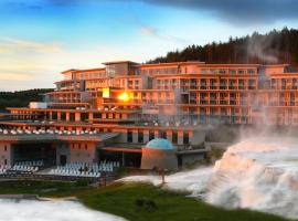 Saliris Resort Spa Hotel, Egerszalók
