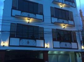 Regine's Apartment, Quezon City