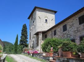 Villa Torre Di Colonne, Fiesole