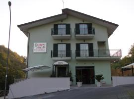 Palia's Hotel, Laino Borgo