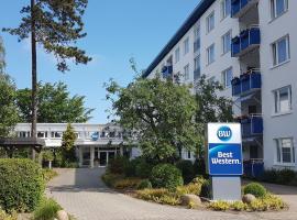 Best Western Hanse Hotel, Warnemünde