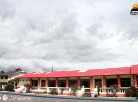 Hosteria Cotopaxi Tour, Tanicuchí