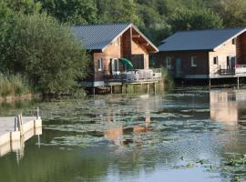 Les Cottages Du Lac, Coly