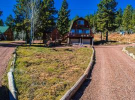 Aspen Meadow Cabin, Duck Creek Village