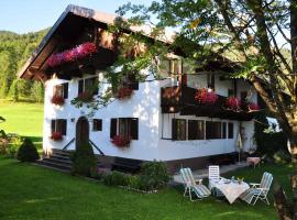 Haus Thurner, Obsteig