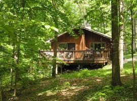 Whitman Woods, Hancock