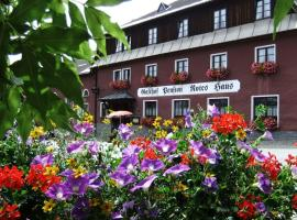 Gasthof-Pension Rotes Haus, Kurort Oberwiesenthal