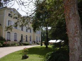 Chateau De Chicamour, Sury-aux-Bois