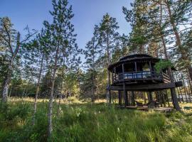 Sambliku Treehouse, Jõgisoo