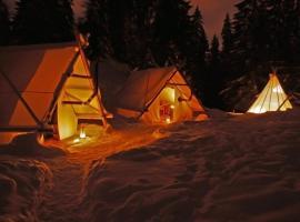 Altipik - Lodges Insolites, Mont-Saxonnex