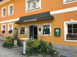 """Gasthof """"Zur Kanne"""", Sankt Florian bei Linz"""