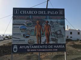 Casa del Charco, Charco del Palo