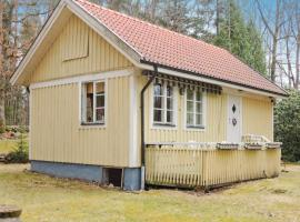 Holiday home Pershult/Hishult Våxtorp, Floalt