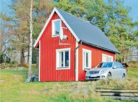 Holiday home Fäjövägen Lyckeby, Lyckeby