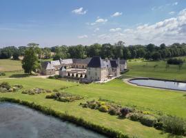 La Grange du Manoir de Cleronde, Blay