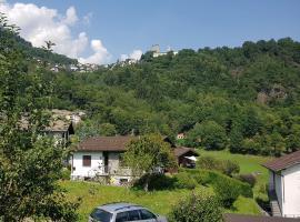 Grotto Paradiso, Castaneda