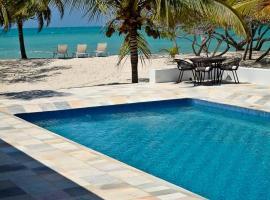 Hotel Agua Azul Beach Resort, Barú