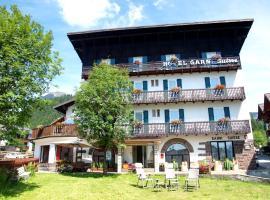 Hotel Garni Suisse, San Martino di Castrozza