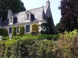 Manoir de l'Alouette, Artannes-sur-Indre