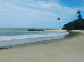 Praia de Tabatinga duplex, Conde