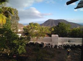 El Cerro de la Luna, Arona