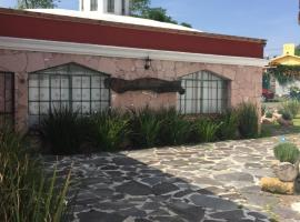 Casa Arcangel, San Miguel de Allende