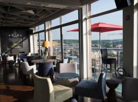 Qualys-Hotel Le Concorde Panoramique, Thionville